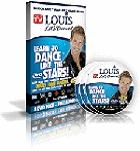 Louis Let's Dance DVD - Ballroom Dancing DVD