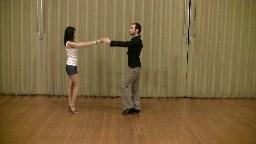 Merengue Separation Dance Move