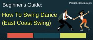 East coast swing dance moves
