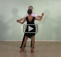 Rumba dance-video
