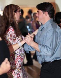 Ballroom dancing types