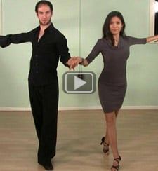Rumba Dance lesson