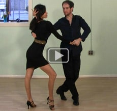 How to Swing dance