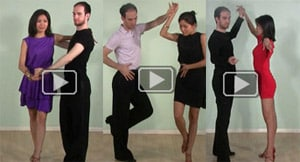 Ballroom dance training