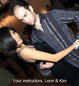 dance instruction