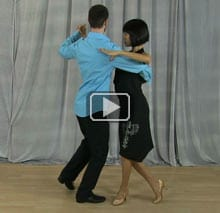 beginner tango video lessons