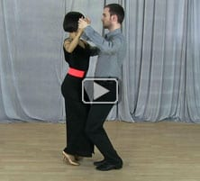 Waltz Box Step Small on Waltz Steps For Beginners