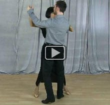 Waltz turning dance lessons