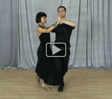 Dance lesson Waltz