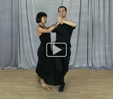 Dance lesson Waltz