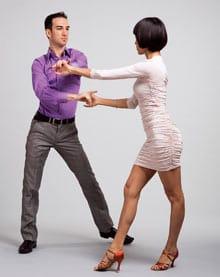 Best Ballroom dance teacher