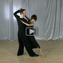 Tango dance steps online