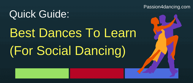 What are the best dance styles to learn, whether they are ...