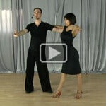 The Opening Out – Intermediate Rumba dance step