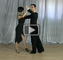 Cha Cha Progressive basic steps