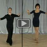 Swing dance practice