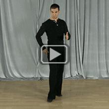 Technique dance lesson