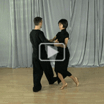 Waltz dance lesson