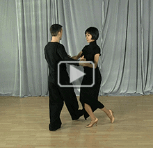 Waltz dance video