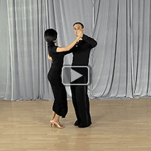 How to Foxtrot dance
