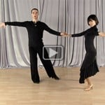 Open Fan in Tango – Intermediate level