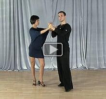Not teaching your dance partner