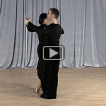 Foxtrot dance lesson