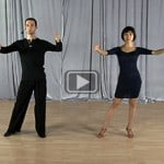 Cuban Rocks in Latin Dancing – Improve your hip action!