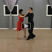 Salsa basic steps