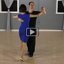 Foxtrot dancing lessons