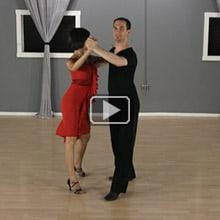 Samba dance technique