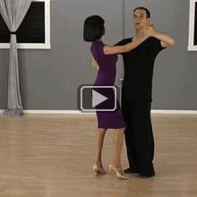 Ballroom dance tips