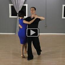 Tango Reverse Turn