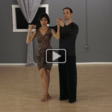 How to Cha Cha dance