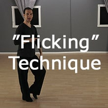 Rumba Technique lesson