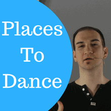Places to social dance
