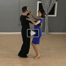Foxtrot Basic Dance Routine