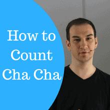 Count Cha Cha dance