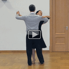 Waltz Natural Spin Turn