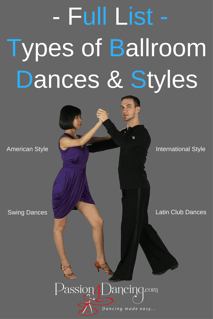 Types Of Ballroom Dances on Foxtrot Turn Steps
