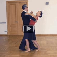 Waltz Double Reverse Spin