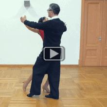 Waltz Reverse Pivot