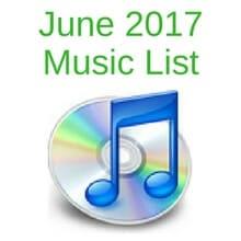 June music list