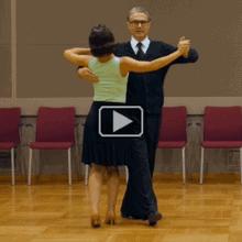 Waltz Progressive Chasse To Right