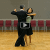 Tango natural twist turn