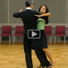 Tango Natural Twist Turn
