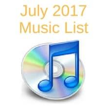 July music list