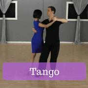 How to tango dance