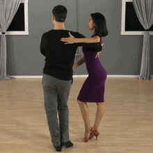 Cha Cha Closed Hip Twist