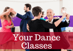 Your dance classes